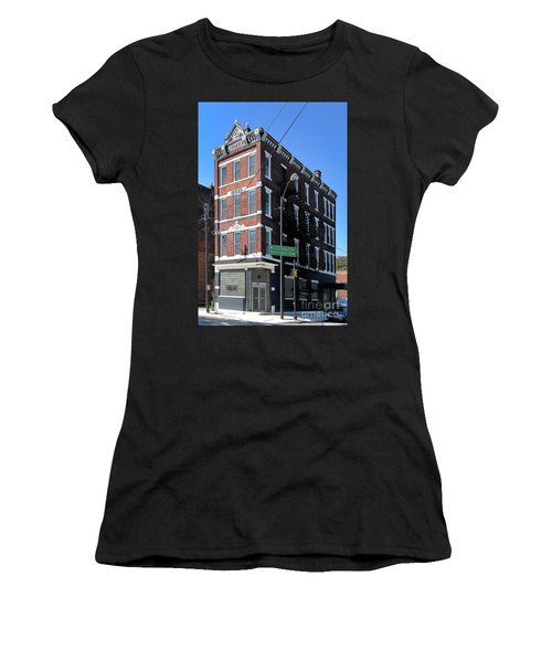 Old Penn Hotel - Johnstown Pa Women's T-Shirt