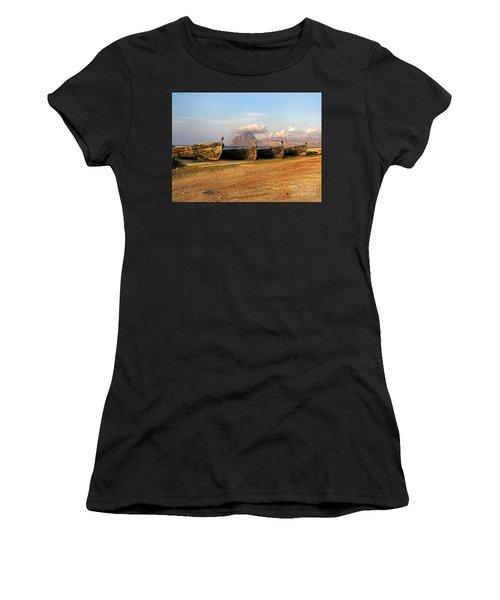 Aquatic Dream Of Sicily Women's T-Shirt