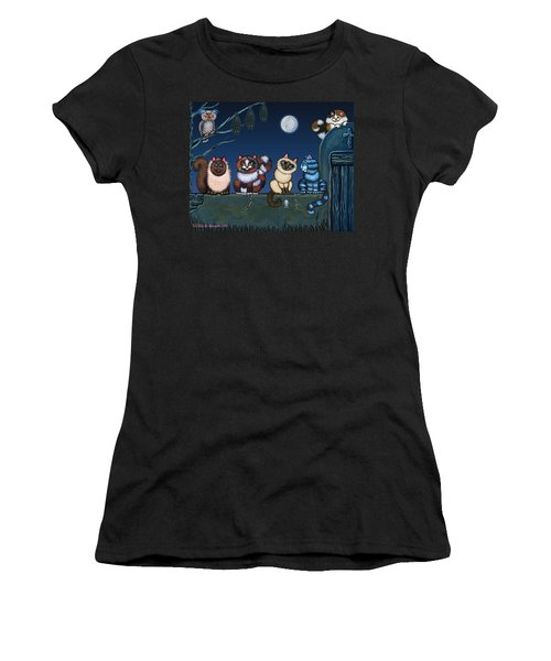 On An Adobe Wall Women's T-Shirt