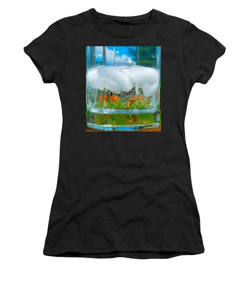 On The Rocks Women's T-Shirt