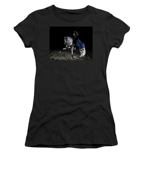 One Step At A Time Women's T-Shirt (Athletic Fit)