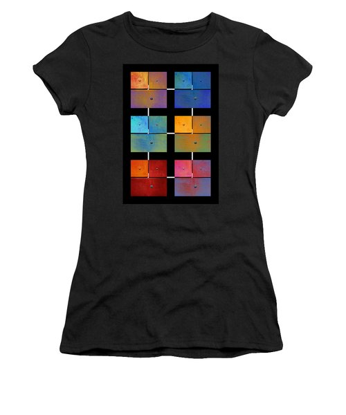 One To Eighteen - Colorful Rust - All Colors Women's T-Shirt