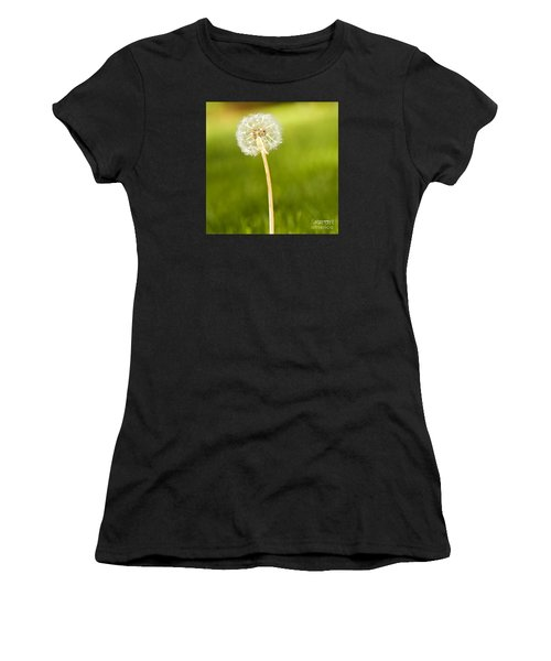 One Wish  Women's T-Shirt (Athletic Fit)