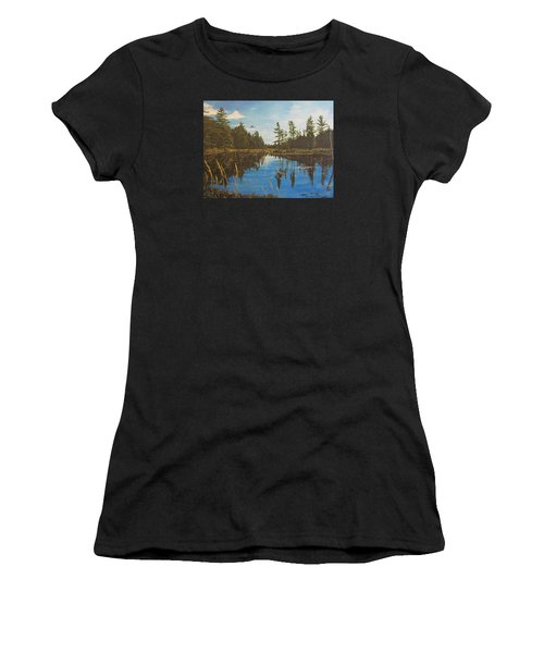 O'neal Lake Women's T-Shirt (Athletic Fit)