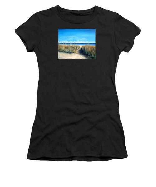 Pathway To Peace Women's T-Shirt