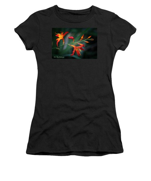 Orange Lily Women's T-Shirt