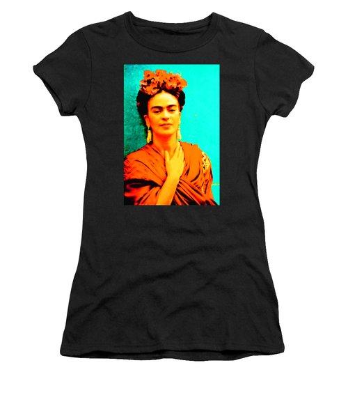 Orange You Glad It Is Frida Women's T-Shirt