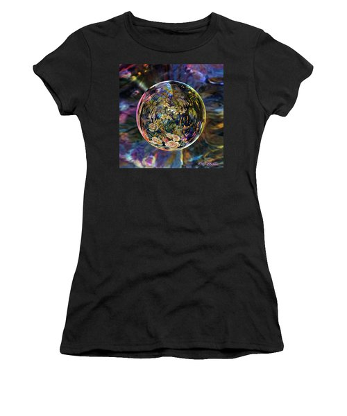 Orb Of Roses Past Women's T-Shirt