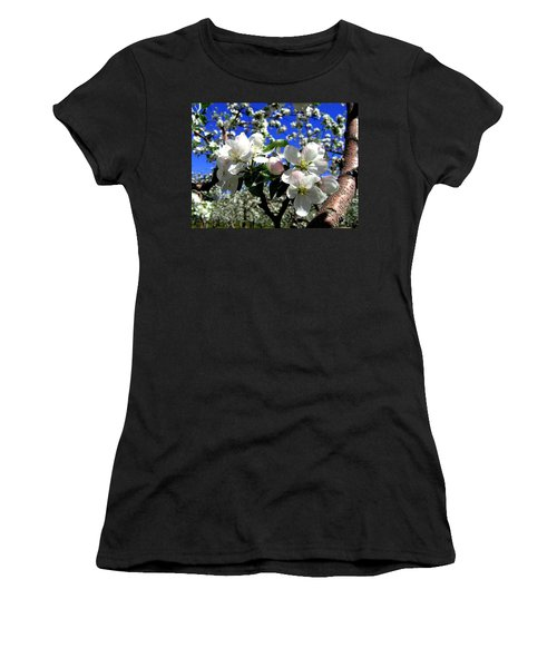 Orchard Ovation Women's T-Shirt (Athletic Fit)