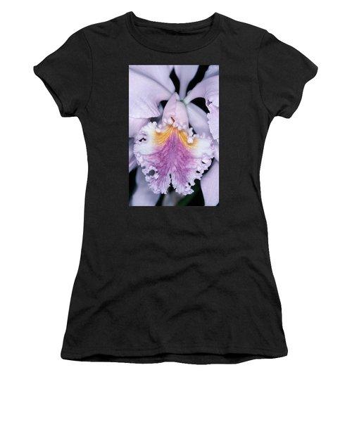Orchid 2 Women's T-Shirt (Athletic Fit)