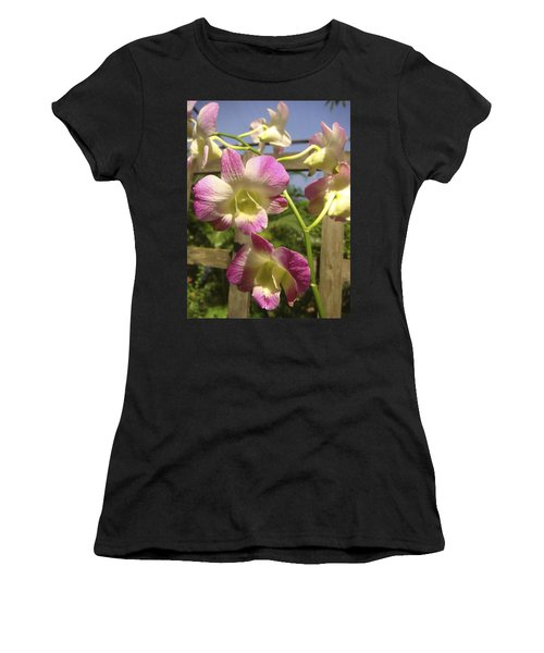 Orchid Splendor Women's T-Shirt