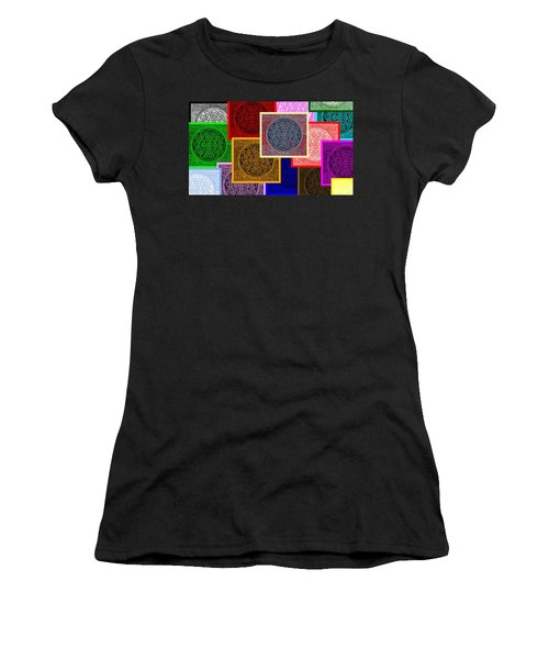 Oreo Collage Colors Women's T-Shirt