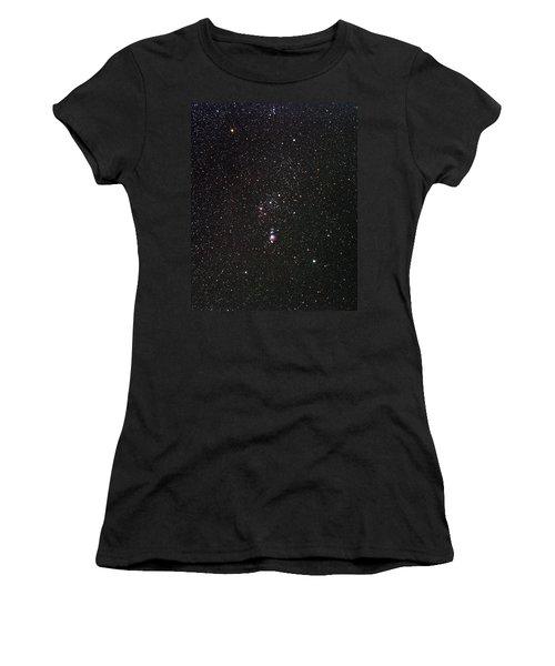 Orion Women's T-Shirt (Junior Cut) by Alan Ley
