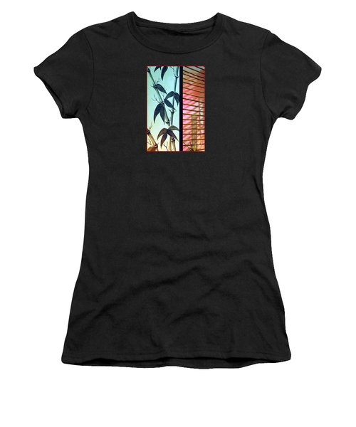 Ornamental Oriental Women's T-Shirt (Athletic Fit)