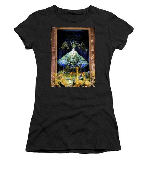 Our Lady Of San Juan De Los Lagos Women's T-Shirt (Athletic Fit)