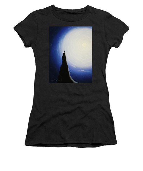 Somewhere Out In Space Women's T-Shirt