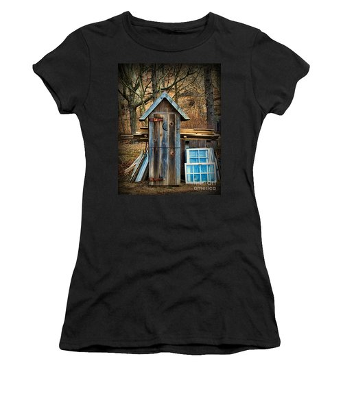 Outhouse - 5 Women's T-Shirt (Athletic Fit)