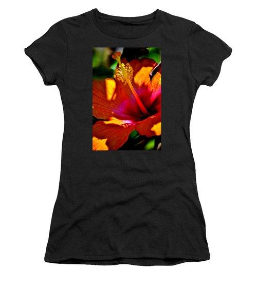 Outrageous Color Women's T-Shirt (Athletic Fit)