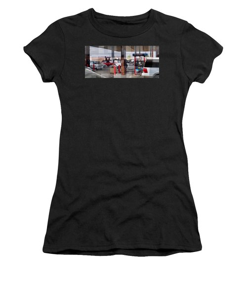 Page Gas Women's T-Shirt (Athletic Fit)