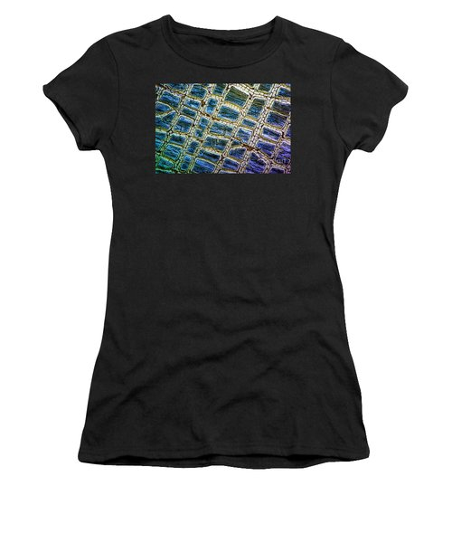 Painted Streets Number 1 Women's T-Shirt