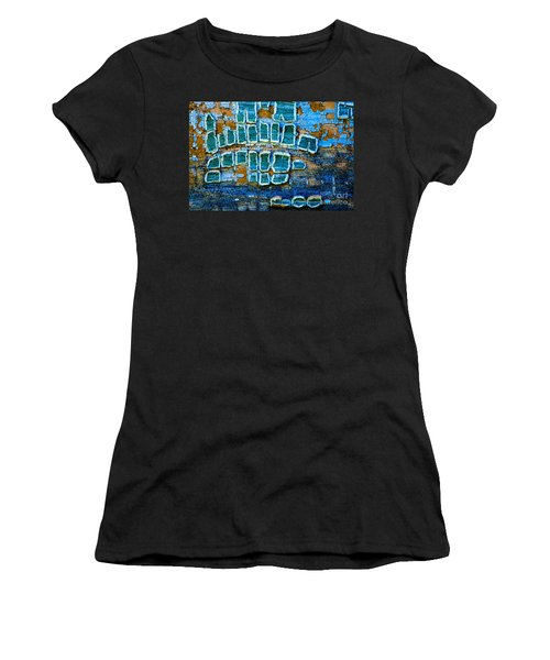 Painted Windows Number 1 Women's T-Shirt