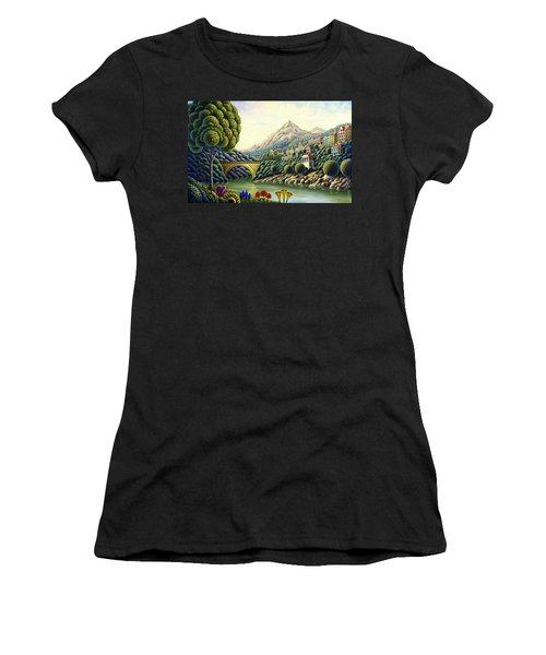 Painters Creek 2 Women's T-Shirt