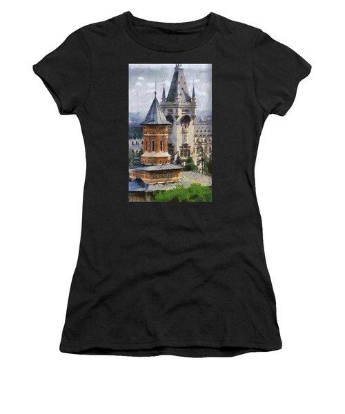 Palace Of Culture Women's T-Shirt