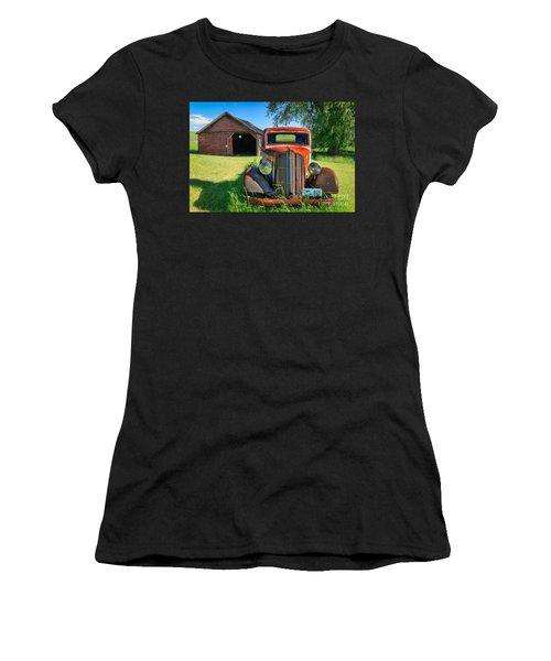 Palouse Dodge Women's T-Shirt