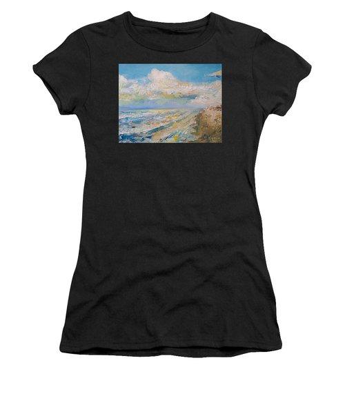 Panama City Beach Women's T-Shirt (Athletic Fit)
