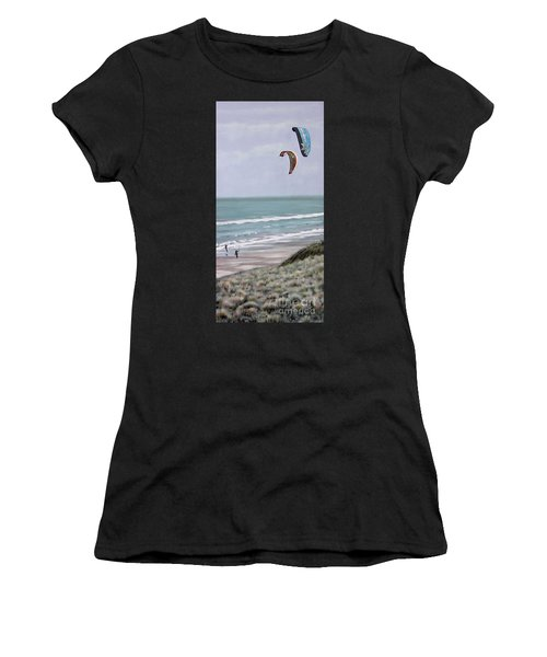 Papamoa Beach 090208 Women's T-Shirt