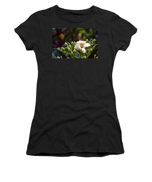 Papaya Flower Women's T-Shirt