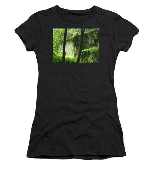 Paris - Green House Women's T-Shirt