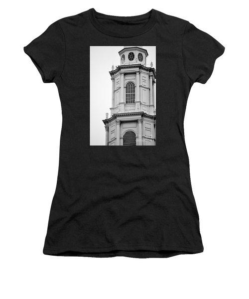 Park Street Church Boston Women's T-Shirt (Athletic Fit)