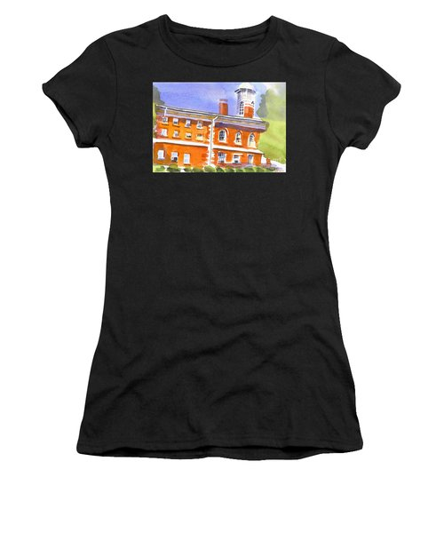 Patterns At The Courthouse Women's T-Shirt