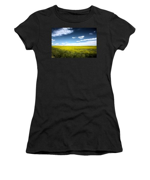 Pawnee Grasslands Women's T-Shirt