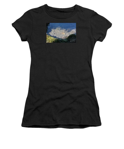 Peaceful Bay Women's T-Shirt (Athletic Fit)