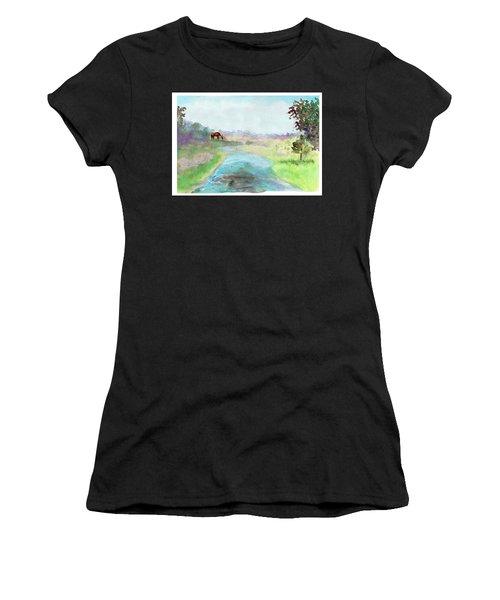 Peaceful Day Women's T-Shirt