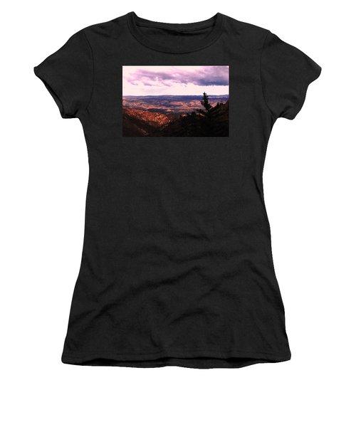 Peaceful Valley Women's T-Shirt (Junior Cut) by Matt Harang