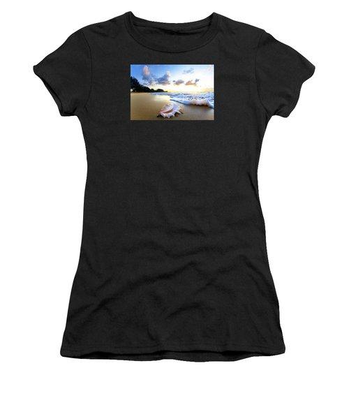 Peaches N' Cream Women's T-Shirt (Athletic Fit)