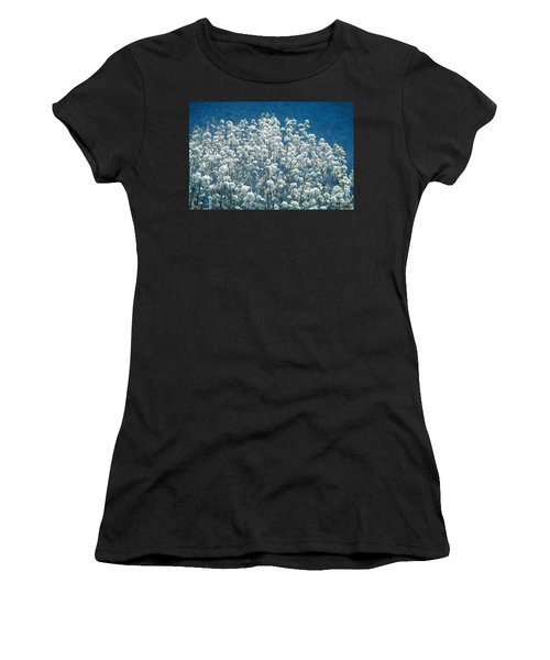 Pear Blossoms Women's T-Shirt