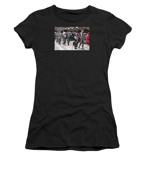 Pearly Kings And Queens Parade. Women's T-Shirt