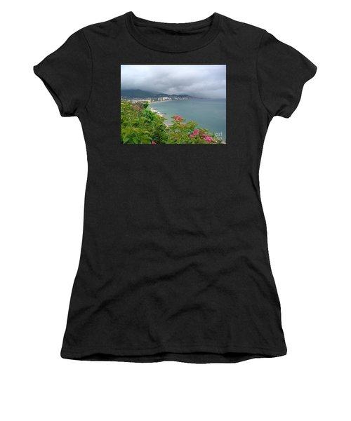 Penthouse View - Puerto Vallarta Women's T-Shirt