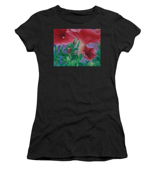 Petunia Skies Women's T-Shirt