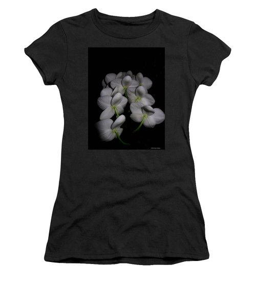 Phalaenopsis Backs Women's T-Shirt (Athletic Fit)