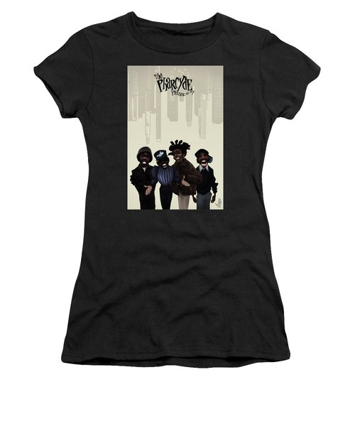 Pharcyde -passing Me By 1 Women's T-Shirt