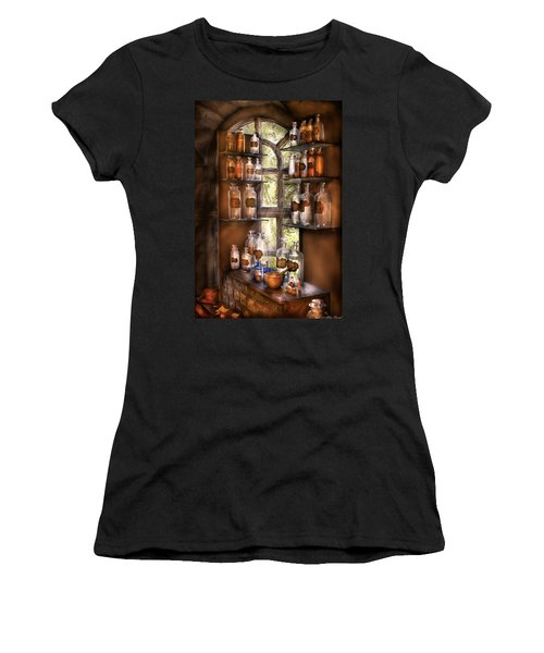 Pharmacist - Various Potions Women's T-Shirt (Athletic Fit)