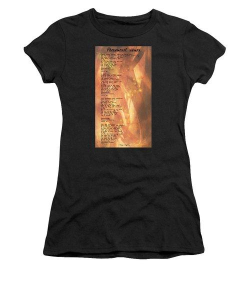 Phenomenal Woman Women's T-Shirt