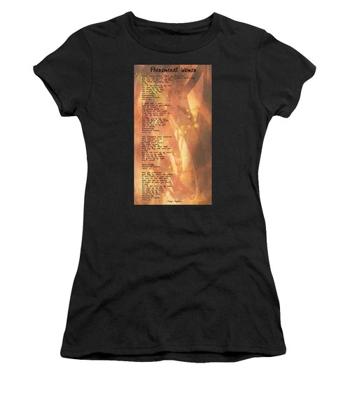 Phenomenal Woman Women's T-Shirt (Athletic Fit)