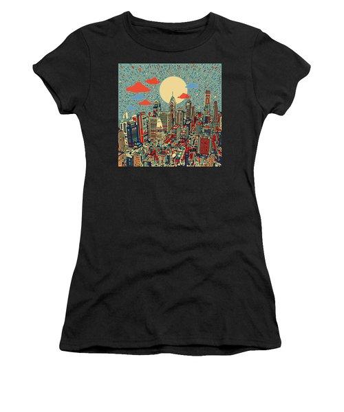Philadelphia Dream 2 Women's T-Shirt (Athletic Fit)