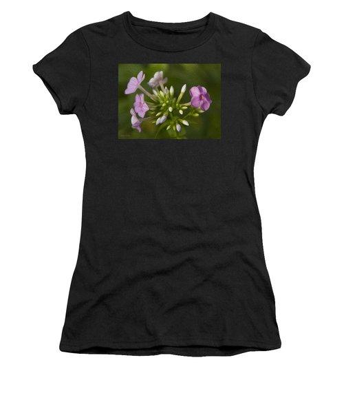 Phlox Women's T-Shirt (Athletic Fit)